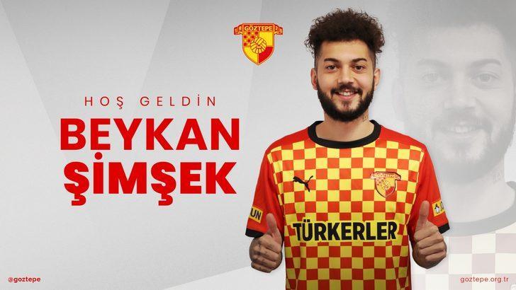 Göztepe, Beykan Şimşek'i transfer etti