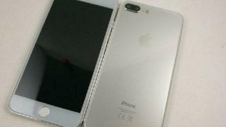 iPhone 7s Plus sızdırıldı