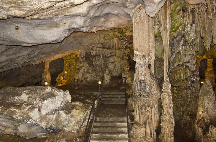 Dupnisa Mağarası nerede, açık mı? Dupnisa Mağarası giriş ücreti, hikayesi, yol tarifi
