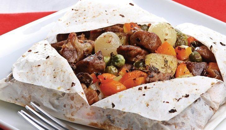 Gelinim Mutfakta kağıt kebabı nasıl yapılır? Gelinim Mutfakta kağıt kebabı tarifi nedir? Kağıt kebabı malzemeleri nelerdir?