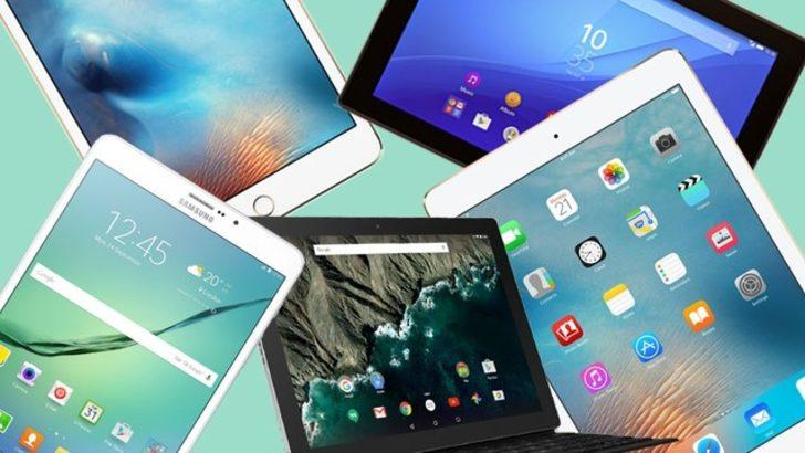 Tablet pazarı düşüşe geçti