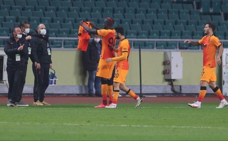 Diagne: Şu an Galatasaray futbolcusuyum