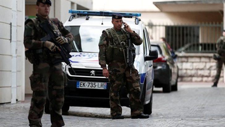 Paris'i kana bulayan saldırgan yakalandı! Büyük çatışma