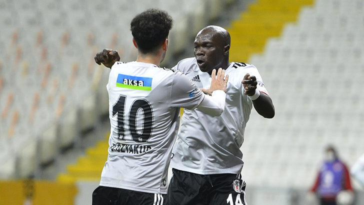 ÖZET   Beşiktaş-Çaykur Rizespor: 6-0