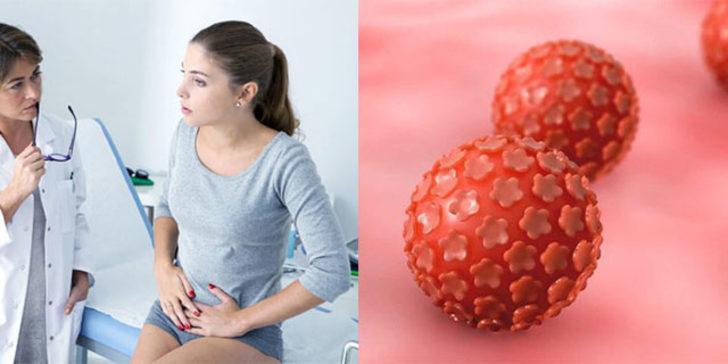 Rahim ağzı kanserine sebep: Yıllarca belirti vermeden vücutta saklanabilen virüs Human Papilloma