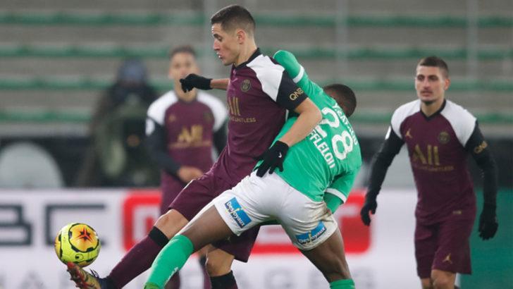 ÖZET | Saint-Etienne - PSG maç sonucu: 1-1