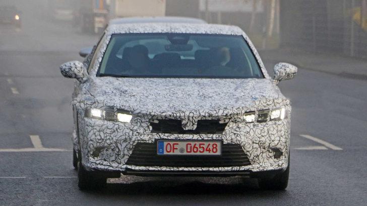 2021 Honda Civic Hatchback kameralara yakalandı