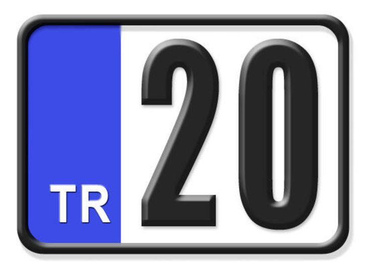20 nerenin plakası? Hangi ilin araç plaka kodu 20?