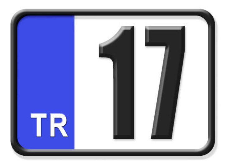 17 nerenin plakası? Hangi ilin araç plaka kodu 17?