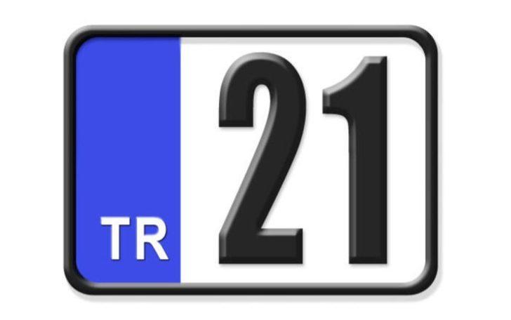 21 nerenin plakası? Hangi ilin araç plaka kodu 21?