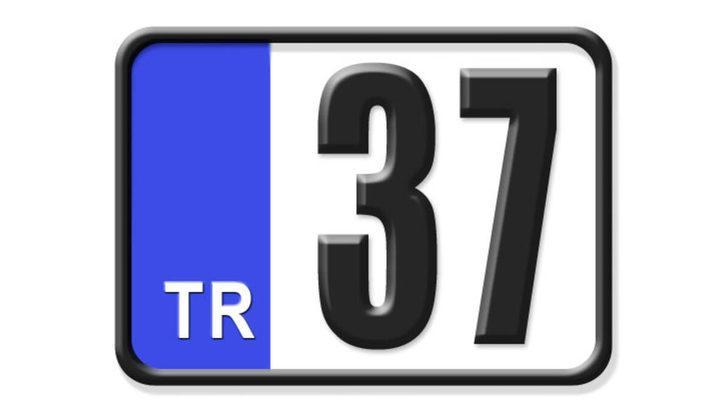 37 nerenin plakası? Hangi ilin araç plaka kodu 37?