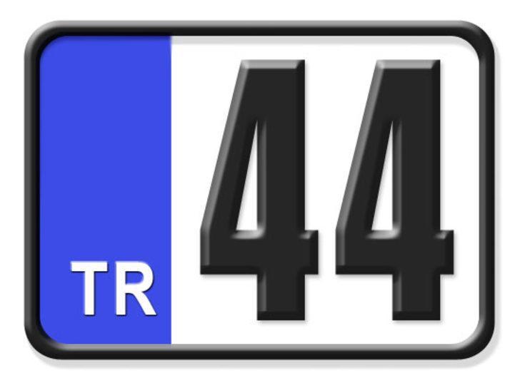 44 nerenin plakası? Hangi ilin araç plaka kodu 44?