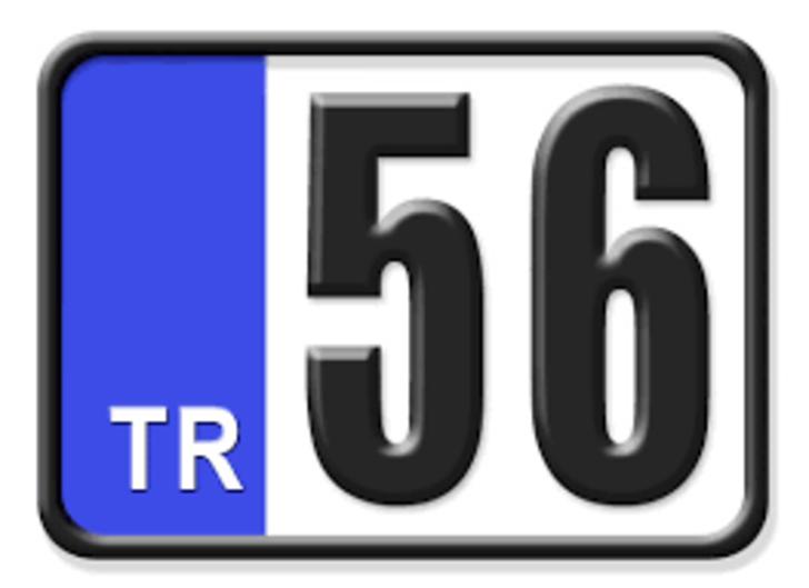 56 nerenin plakası? Hangi ilin araç plaka kodu 56?