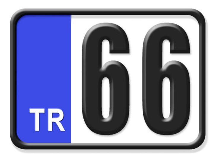 66 nerenin plakası? Hangi ilin araç plaka kodu 66?