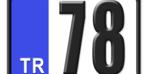 78 nerenin plakası? Hangi ilin araç plaka kodu 78?