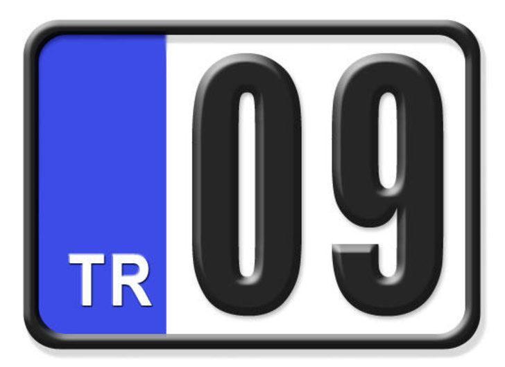 09 nerenin plakası? Hangi ilin araç plaka kodu 9?