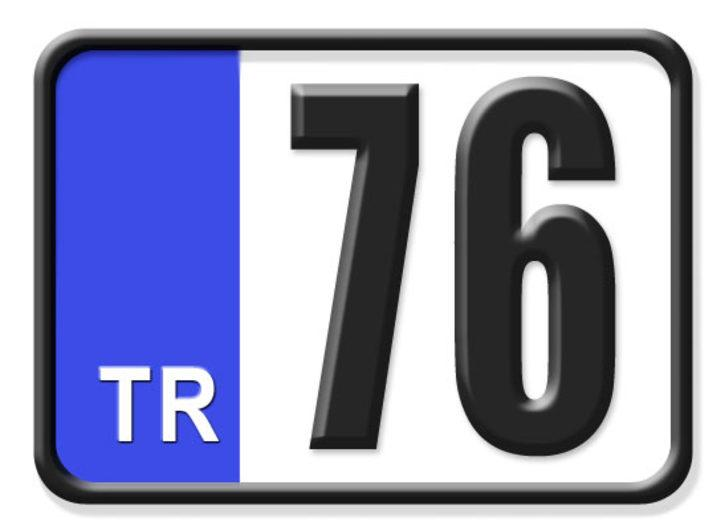 76 nerenin plakası? Hangi ilin araç plaka kodu 76?