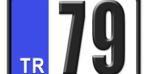 79 nerenin plakası? Hangi ilin araç plaka kodu 79?
