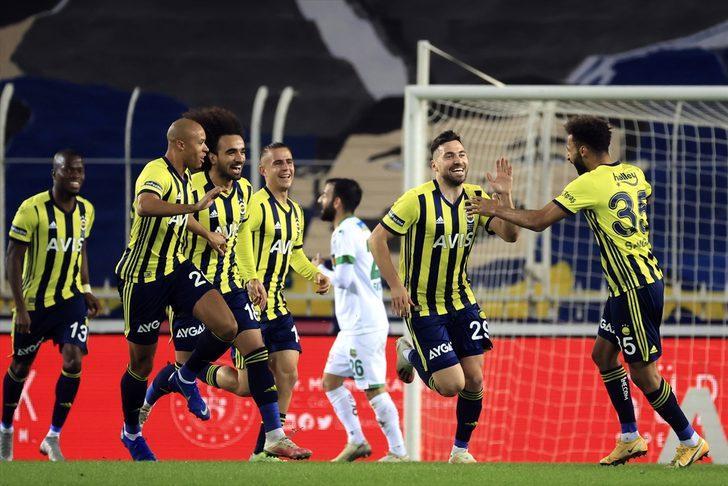 ÖZET | Fenerbahçe 2-1 Alanyaspor