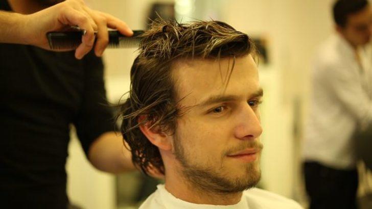 Erkek saç modelleri: Son moda, havalı erkek saç modelleri