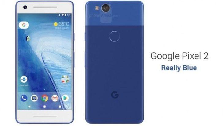 Google Pixel 2 nasıl görünecek