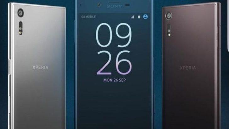 Sony Xperia XZ1 Compact belli oldu