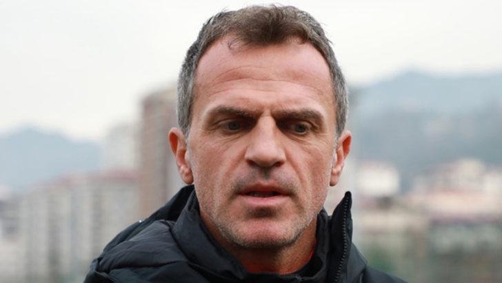 Stjepan Tomas: Üst sıralara çıkmak istiyoruz