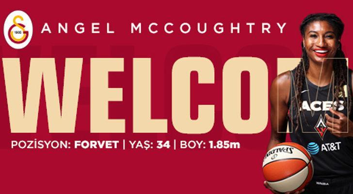 Angel McCoughtry, Galatasaray'da