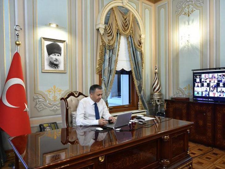 Vali Yerlikaya açıkladı! İşte İstanbul'da vakaların en fazla düştüğü ilçeler