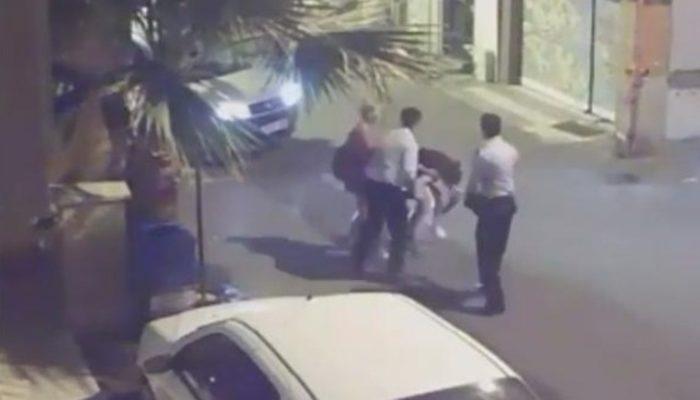 Taciz şikayetinde bulunan kadınlara polis dayağı!