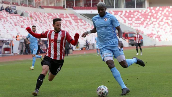 ÖZET | DG Sivasspor- Gaziantep FK maç sonucu: 2-1