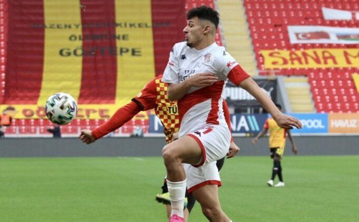 ÖZET | Göztepe - Antalyaspor: 0-1