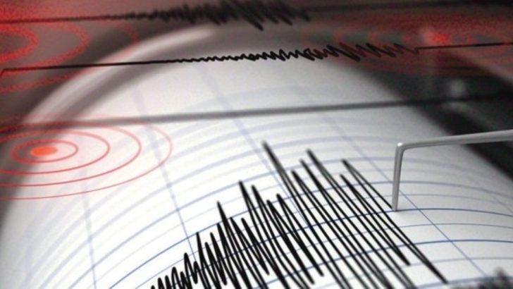 Son dakika Ağrı Eleşkirt'te deprem!   Son depremler