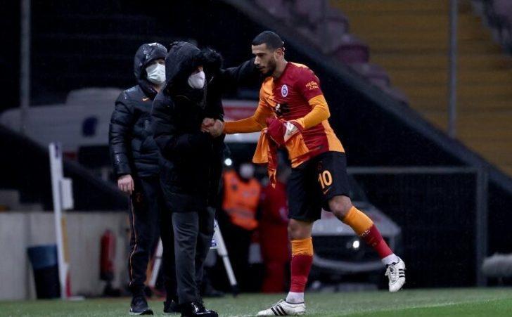 Belhanda, Galatasaray'da ilk hat-trick'ini yaptı