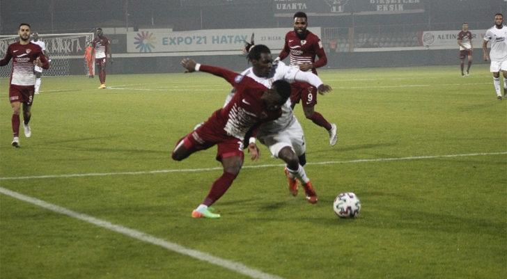 ÖZET | Hatayspor-Beşiktaş: 2-2