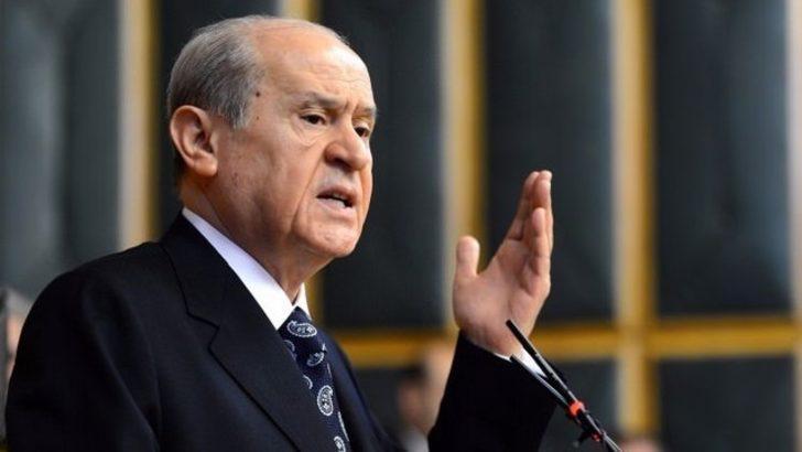 MHP Genel Başkanı Bahçeli'den zehir zemberek açıklamalar: Artık bahane kalmamıştır!