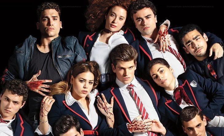 Elite ve La Casa de Papel dizilerinin yıldızlarından şoke eden karar!