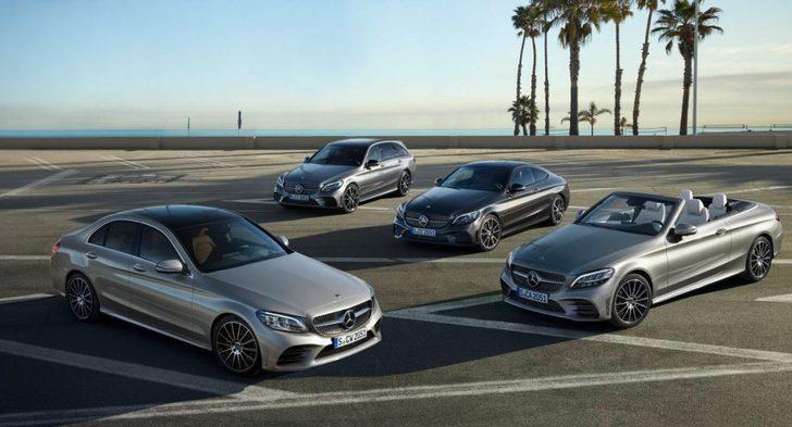 Mercedes-Benz 2020 yılında kaç tane otomobil ve hafif ticari araç sattı?