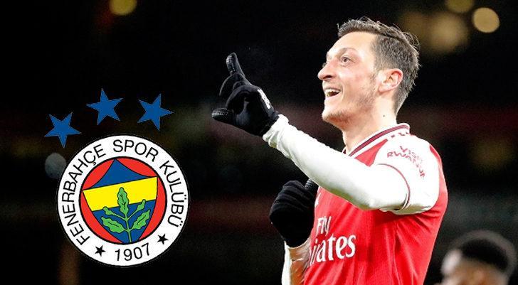 SON DAKİKA! Fenerbahçe'nin gündemindeki Mesut Özil'den Kadıköy yanıtı!
