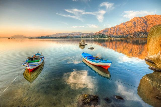 bafa gölü nereye bağlı