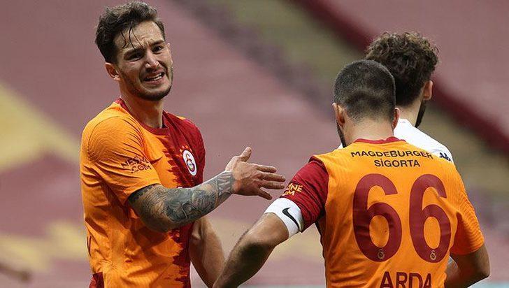 Galatasaray'da Oğulcan kararı: Önce Tahkim, sonra FIFA