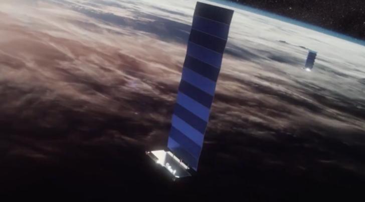 SpaceX'in uydu interneti Starlink, ön sipariş sayısı ile şaşırttı!