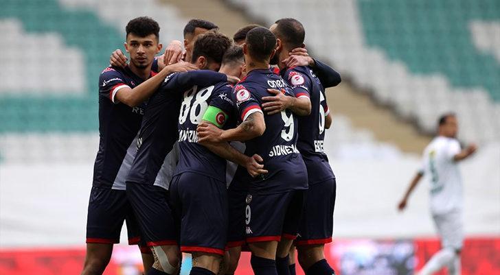 ÖZET | Bursaspor 0-3 Antalyaspor (Maç sonucu)