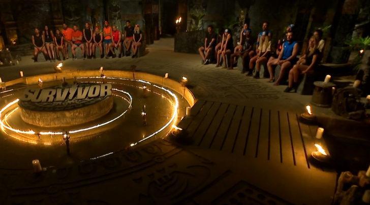 Survivor'da kim elendi? Survivor sms oylaması birincisi kim oldu? İşte Survivor 2021'den ilk elenen yarışmacı