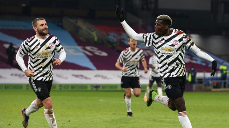 ÖZET   Burnley - Manchester United maç sonucu: 0-1