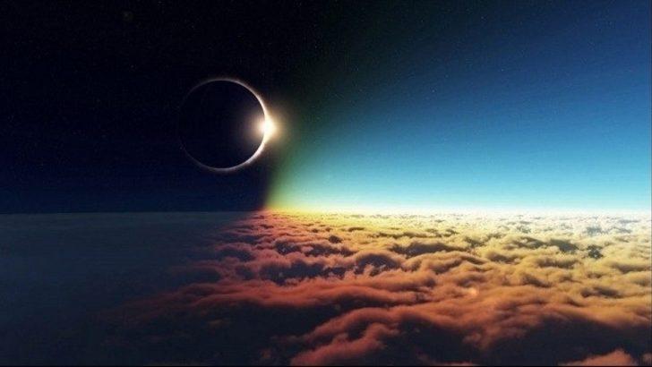 Güneş Tutulması Canlı Izlendi Güneş Tutulması Nedir Etkileri