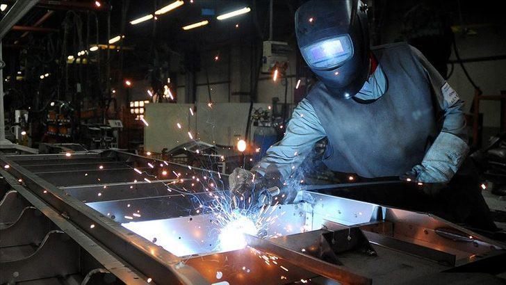 TÜİK kasım ayı sanayi üretim verilerini açıkladı