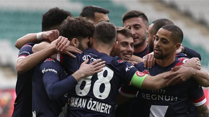 Antalyaspor'da çeyrek final sevinci