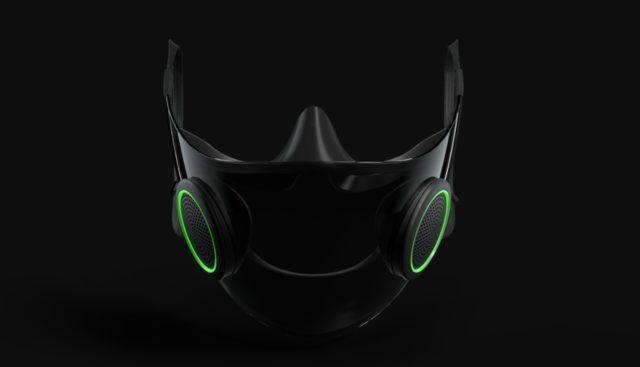 Razer akıllı maske özellikleri