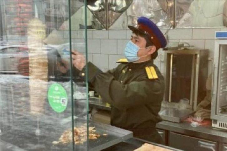 Moskova'da tartışmalara neden olan 'Stalin Döner' kapandı